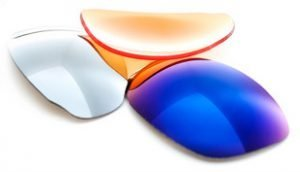 Glass and Plastic Laser Safety Lenses