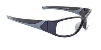 Wrap Around Radiation Glasses
