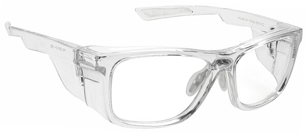 RG-15011 Safety Glasses in Crystal Clear
