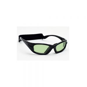 Glassworking Safety Glasses - Light Green, Model EGM #GB-LG-EGM