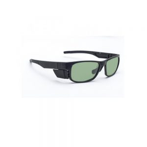Glassworking Safety Glasses - Light Green, Model F126 #GB-LG-F126