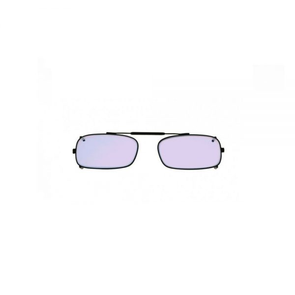 TruRec Clip-On Glassworking Safety Glasses - Phillips 202, #GB-P2-TRUX