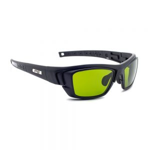 Glassworking Safety Glasses - Light Green, Model J136 #GB-LG-J136