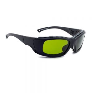 Glassworking Safety Glasses - Light Green, Model JY7 #GB-LG-JY7