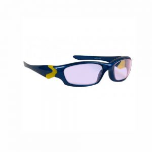 Kids Wraparound Glassworking Safety Glasses - Phillips 202- #GB-P2-KD1-BY