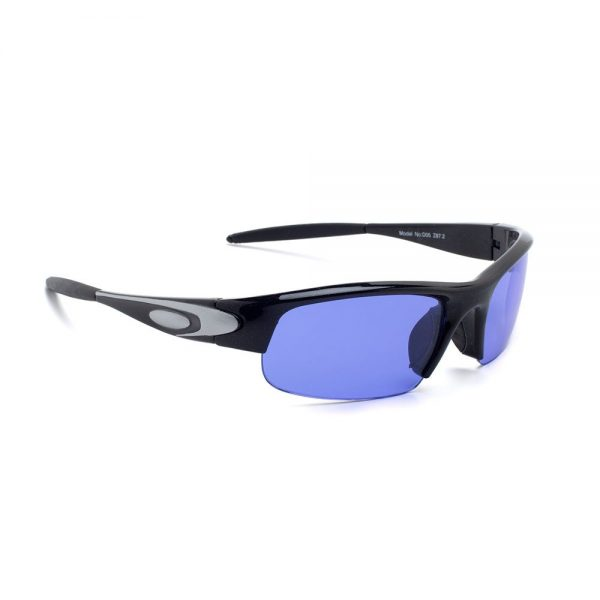 Glassworking Safety Glasses, Polycarbonate Sodium Flare - Model D05 #GB-SFP-D05
