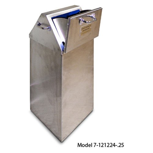 Shielded Waste Containers
