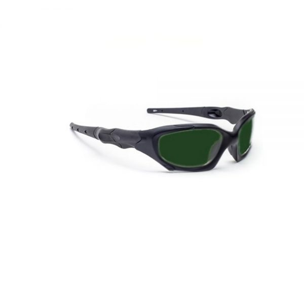 Quartz Working Shaded IR Lens Glass Working Safety Glasses, #QW-1205-IR