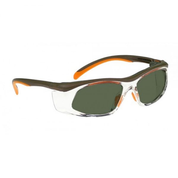 Glassworking Safety Glasses - BoroView 5.0, Model 206 #GB-G5-206