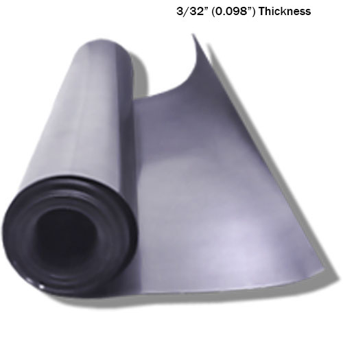 """Lead Sheeting 3/32"""" Thickness"""