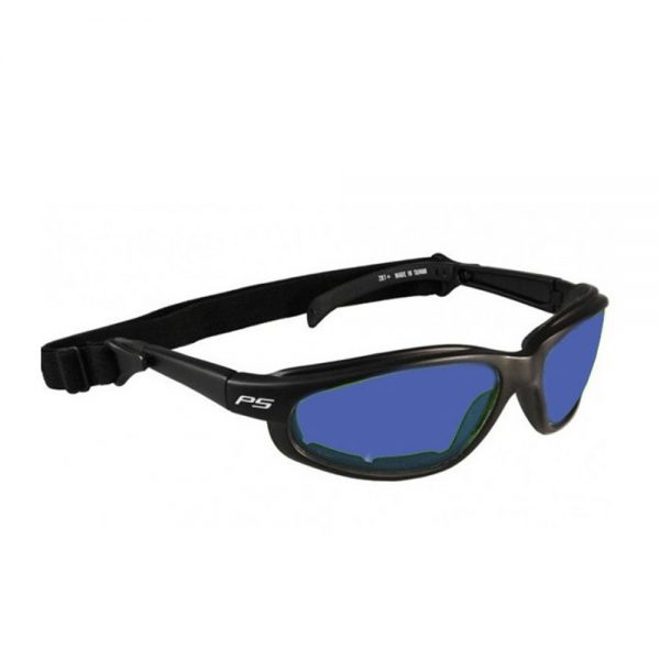 Model 901 Black Glassworking Safety Glasses - BoroTruView 3.0, #GB-BTV3-901B