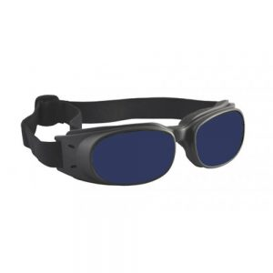 Model RK2 Glassworking Safety Glasses - BoroTruView 5.0, #GB-BTV5-RK2