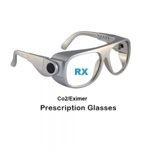 Co2/Excimer Prescription Laser Safety Glasses
