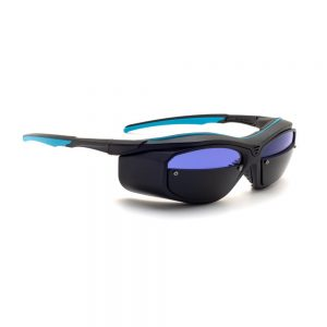 Glassworking Split-lens Safety Glasses , Model F10 #GB-F10(Split Lens)