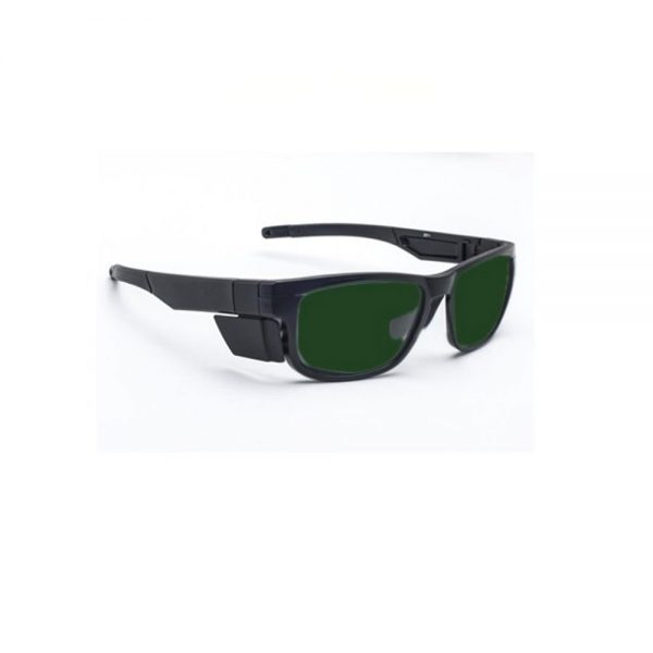 Quartz Working Shaded IR Lens Glass Working Safety Glasses, #QW-F126-IR