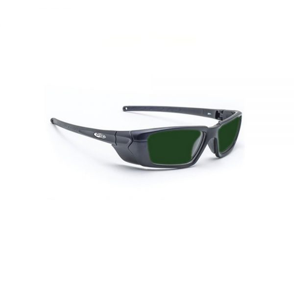 Quartz Working Shaded IR Lens Glass Working Safety Glasses, #QW-Q300-IR