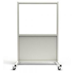 Mobile Leaded Barrier with Window, LB-3648