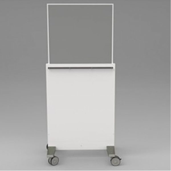 Collapsible Mobile Leaded Barrier, LB-7429