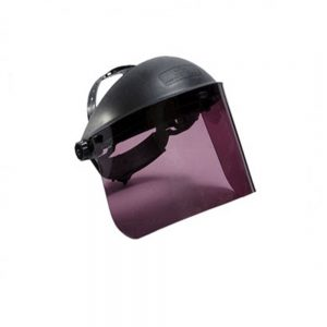 Laser Safety Face Shield for Diode