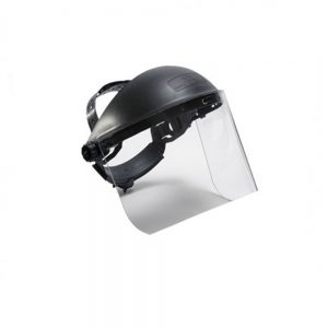 Laser Safety Face Shield for UV and CO2