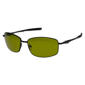 Laser Strike Safety Eyewear Blue Green Red Filter Model 116 Black