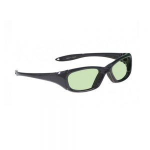 Glassworking Safety Glasses - Light Green, Model MX30 #GB-LG-MX30
