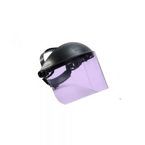 Phillips Lampworking Face Shield with Sodium Flare Plastic Front, #GB-SFP-FS