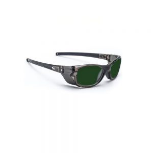 Quartz Working Shaded IR Lens Glass Working Safety Glasses, #QW-Q100-IR