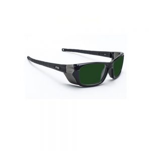Quartz Working Shaded IR Lens Glass Working Safety Glasses, #QW-Q200-IR