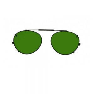 Glassworking Safety Glasses - BoroView 3.0, Model RCO #GB-G3-RCO