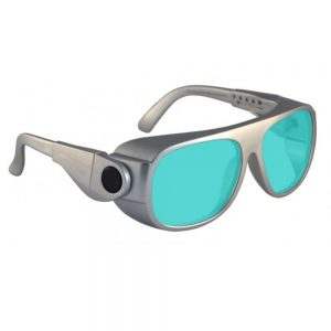 Radiation/Laser (Multiwave YAG, Alexandrite Diode) Combination Protective Eyewear - Model 66