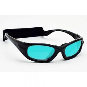 Radiation/Laser (Multiwave YAG, Alexandrite Diode) Combination Protective Eyewear - Model EGM