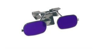 Clip-On Flip-Up Welding Safety Eyewear