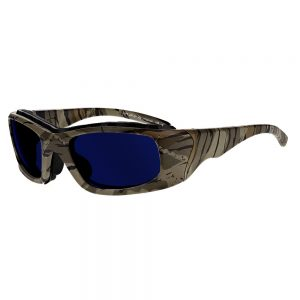 Glassworking Safety Glasses BoroTruView 3.0 Lenses in Model JY702 in Camo GB-BTV3-JY702-CA