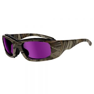 Glassworking Safety Glasses Phillips 202 Lenses in Model JY702 in Camo GB-P2-JY702-CA