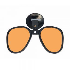 Laser Strike Respirator Insert with Green Beam Reduction Lens LSS-PSPG-FMI-276