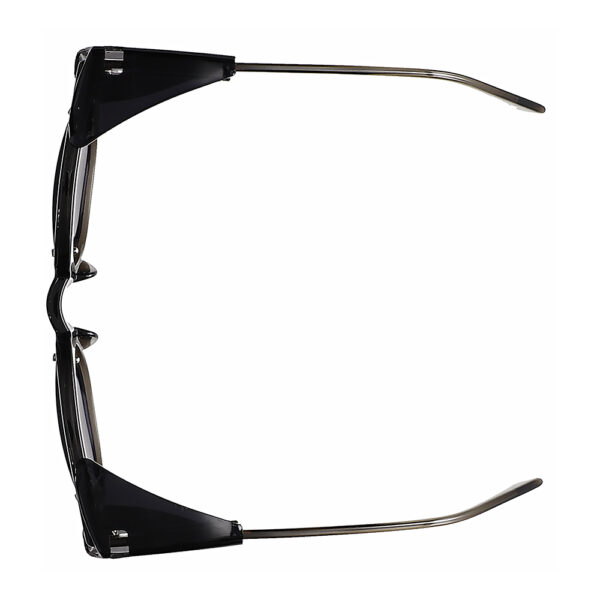 Glassworking Split Lens 70PC Safety Glasses, Angled to the top