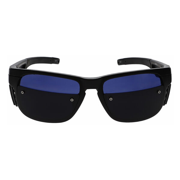 Glassworking Split Lens F126 Safety Glasses, Angled to the Front