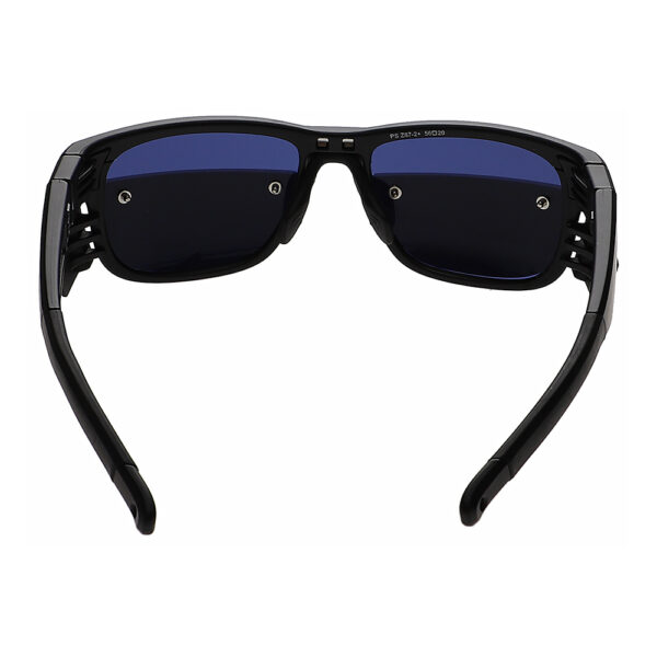 Glassworking Split Lens F126 Safety Glasses, Angled to the Rear