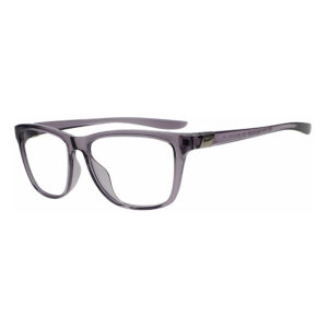 Nike City Icon M DJ0889 Radiation Glasses 573 in Dark Raisin frame, Angled to the Side Left