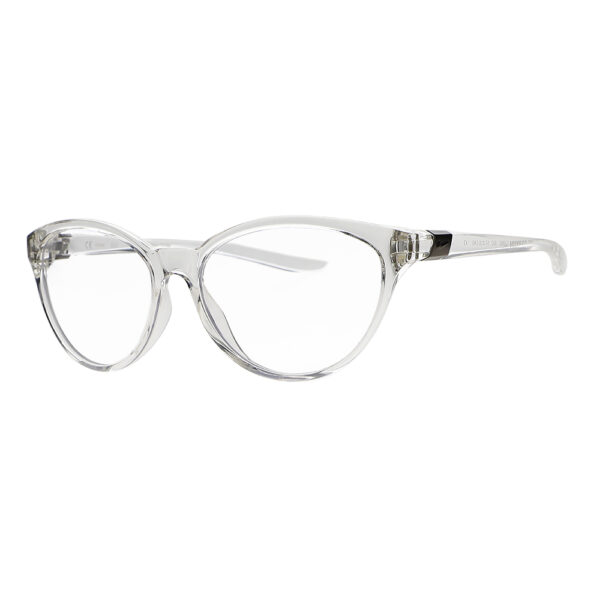 Nike City Persona Radiation Glasses DJ0892-900 Clear, Angled to the Side Left
