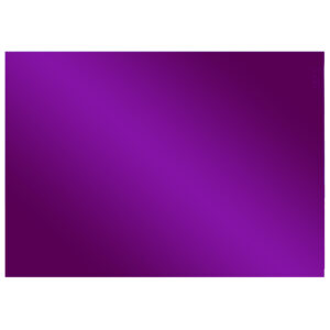 """Super Magenta Drop Welding Lens 4.5"""" x 5.25"""", Angled to the Front"""