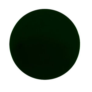 Welding Lens, Green Circular 50mm, Angled to the Front