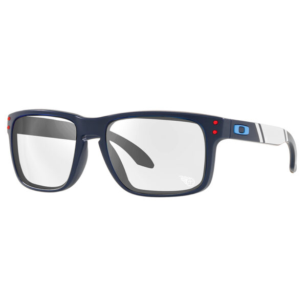 Radiation Glasses Oakley NFL Holbrook Tennessee Titans in Navy Frame with Stripe