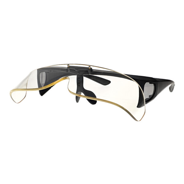 PTG-038 Open goggle radiation safety glasses Phillips Safety